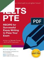 e Book Recipe for Successful Essay Writing Te