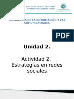 extrategias sociales