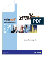 Centum VP Engneering Course Training Day 1
