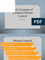 01 Basic Concepts of Chemical Process Control