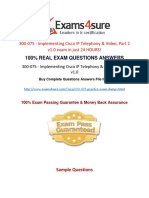 300-075 Exam Questions