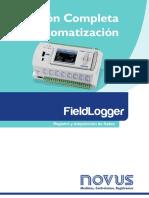Catálogo Fieldlogger- Español