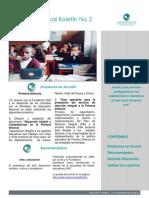 Corporación para el desarrollo de la Educación Basica