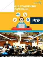 DeskHub Coworking San Diego