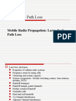 Unit IV Mobile Radio Propagation