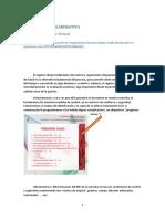 Protocolo de seguimiento farmacológico individualizado en pacientes con ANTICOAGULANTES ORALES