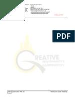 Creative Letter Head Final