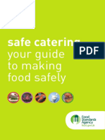 Safe Catering