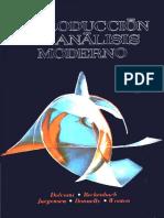 Introducción Al Análisis Moderno -  Dolciani