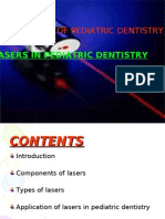 Lasers in Pediatric Dentistry Pedo