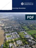 International Partnerships Newsletter Summer 2016
