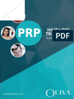 Hair Loss Treatment - PRP Hair Fall Treatment E-Book