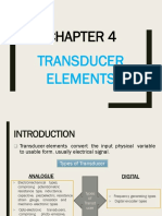 Chapter 4 Transducer Elements