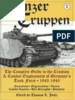 Panzertruppen Vol 1 Jentz T L 2004