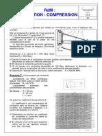 TD RdM Traction - Compression.pdf