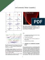 Oscilatorul Armonic Liniar (Cuantic) - Wiki