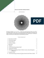 Fibonacci Und Der Goldene Schnitt