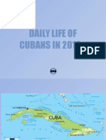 Daily Life of Cubans in 2016._.BD