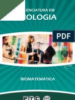 Licenciatura em Biologia - Biomatemática