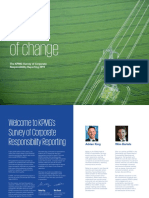 International Survey of Corporate Responsibility Reporting 2015