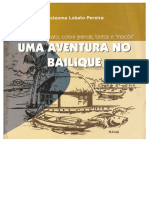 Uma Aventura No Bailique (Decleoma Lobato Pereira - 2005)