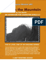 Lost in the Mountain Level 1