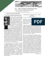 Spring 2007 Fort Ross Interpretive Association Newsletter