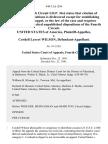 United States v. Cordell Lavert Wilson, 948 F.2d 1284, 4th Cir. (1991)