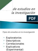 Tipos de Estudios en La Investigacion08