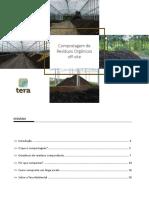 Compostagem de Resíduos Orgânicos Off-site