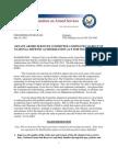 FY11 NDAA  Markup Press Release