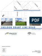 Sheldon Grant Line Road Vision Plan Flier