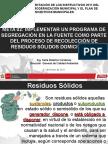 PMM Programa Segregacion en La Fuente
