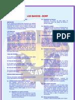 LOS BANCOS - BCRP