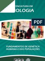 Licenciatura em Biologia - Fundamentos da Genética Humana e das Populações