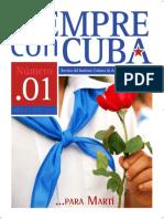 Nº 2 Revista Siempre Con Cuba