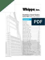 Series 900 Brochure