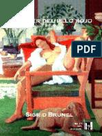 Burnel Sigrid -La Mujer Del Pelo Rojo