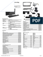 Part List HP EliteOne 800 G1 All-In-One