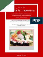 eBook-Curso de Culinária Japonesa