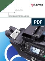TASKalfa 420i 2-Pg Specification Sheet