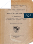 The Fenian Movement in the United States