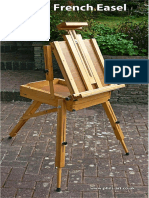 Phils French Easel Small