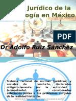 Marco Jurídico de La Tanatología en México