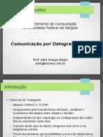 06 - Comunicação UDP
