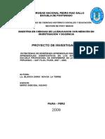 Proyecto Blanca Doris
