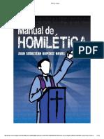 Manual de Homilética - ResearchGate