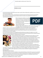 Alimentación Saludable y Rendimiento Escolar _ the Muros Times