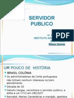 Palestra Servidor Publico Sao Paulo