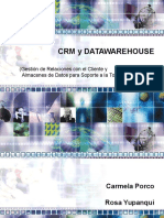 DataWarehouse CRM
